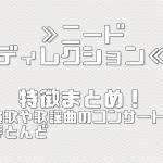 ≫ニードディレクション≪ 特徴まとめ!【イベント・コンサートスタッフ 派遣バイト】